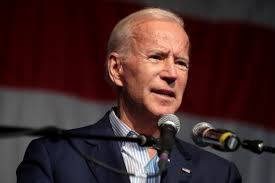 Former Vice President Joe Biden will most likely be running against the incumbent Donald Trump, since the rest of the democratic candidates have dropped out.