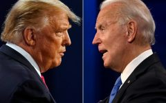 United States President Donald Trump and Democratic Presidential candidate and former US Vice President Joe Biden faced off in the final presidential debate at Belmont University in Nashville, Tennessee, on Oct. 22.