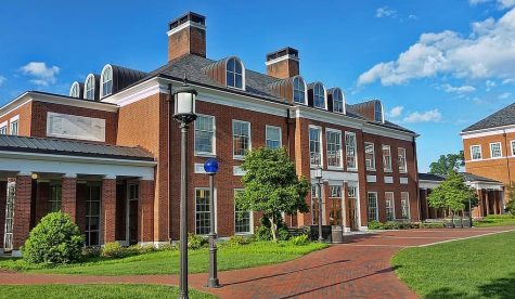 Johns Hopkins University (pictured) is one of many colleges that has adopted a test-optional policy for the Class of 2025. Photo courtesy of www.pickist.com.
