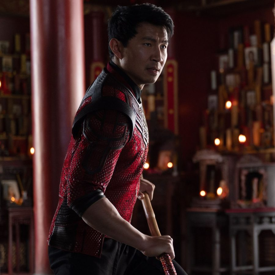 """""""You can't outrun who you really are.""""--Shang Chi (played Simu Liu). Photo courtesy of Wikimedia."""